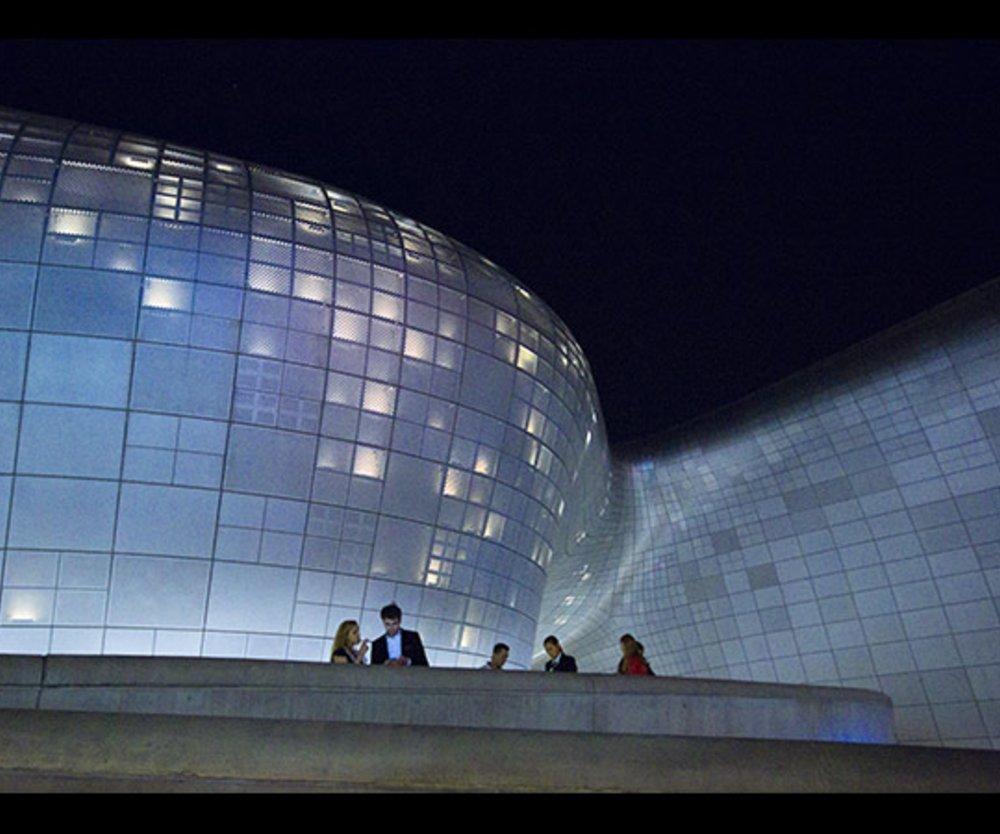 Das Dongdaemun Design Plaza