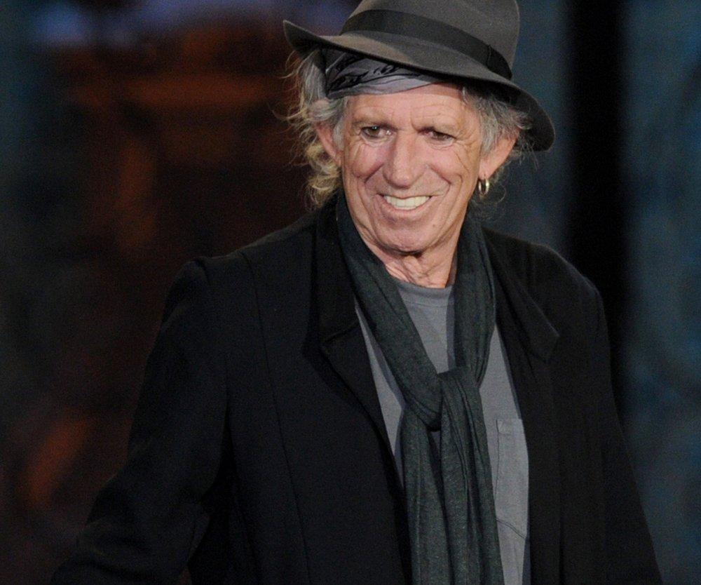 Keith Richards hat großen Beschützerinstinkt