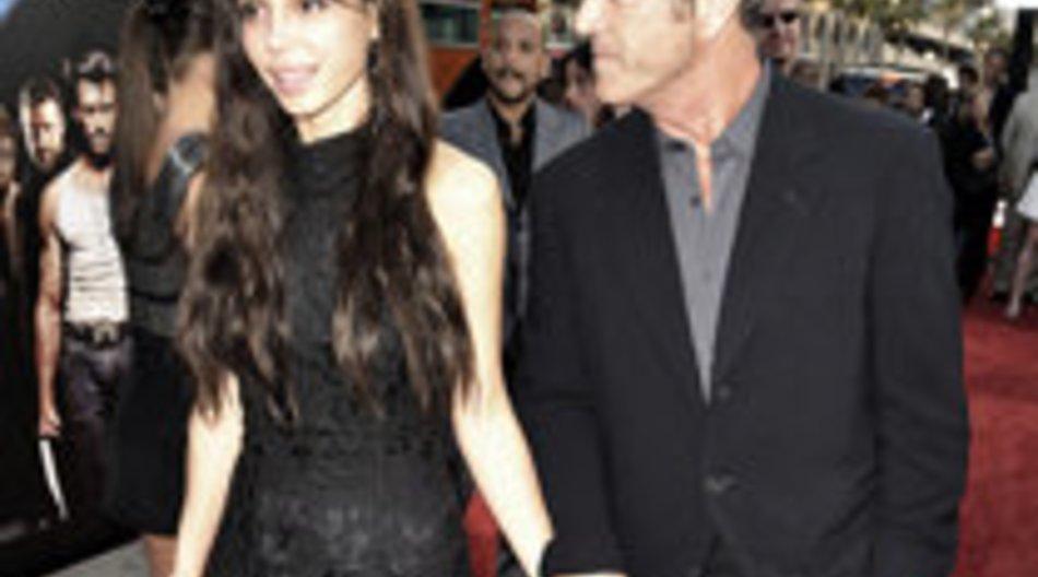 Achtes Kind für Mel Gibson