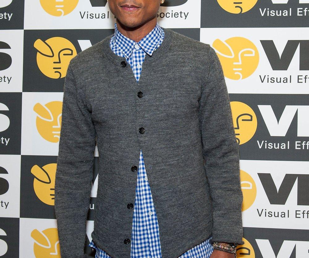 Pharrell Williams: Seine Sneaker sind unbezahlbar
