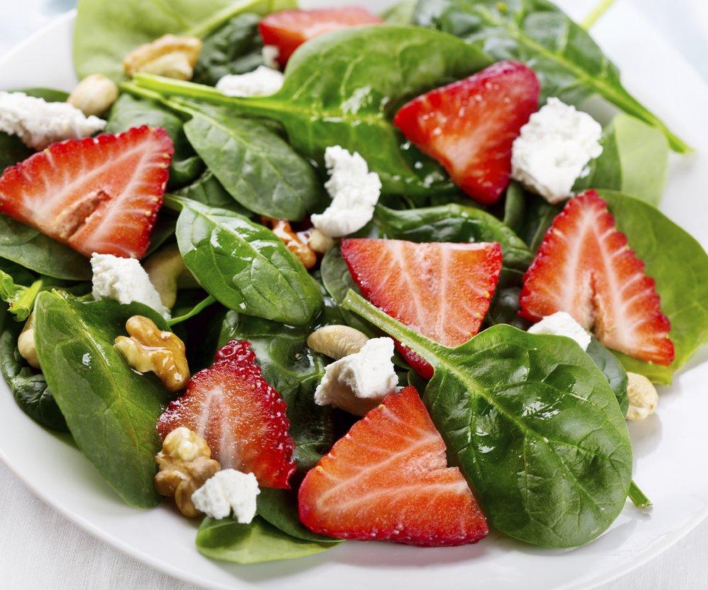 Lebensmittel mit viel Biotin