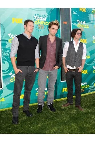 Twilight Boys bei den Teen Choice Awards