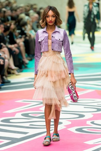 Burberry Prorsum auf der London Fashion Week