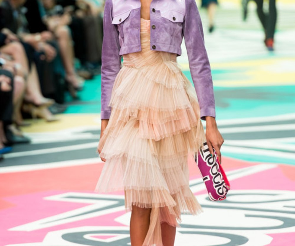 Burberry Prorsum auf der London Fashion Week