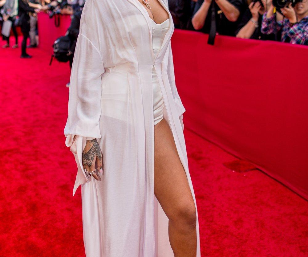 Rihanna: Wird sie der deutschen Mannschaft etwa untreu?
