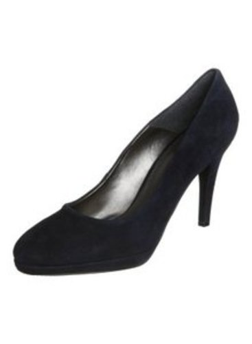 Schwarze Taupage High Heels