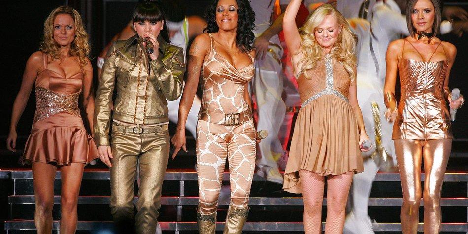 Spice Girls bereuen Absage an die Queen