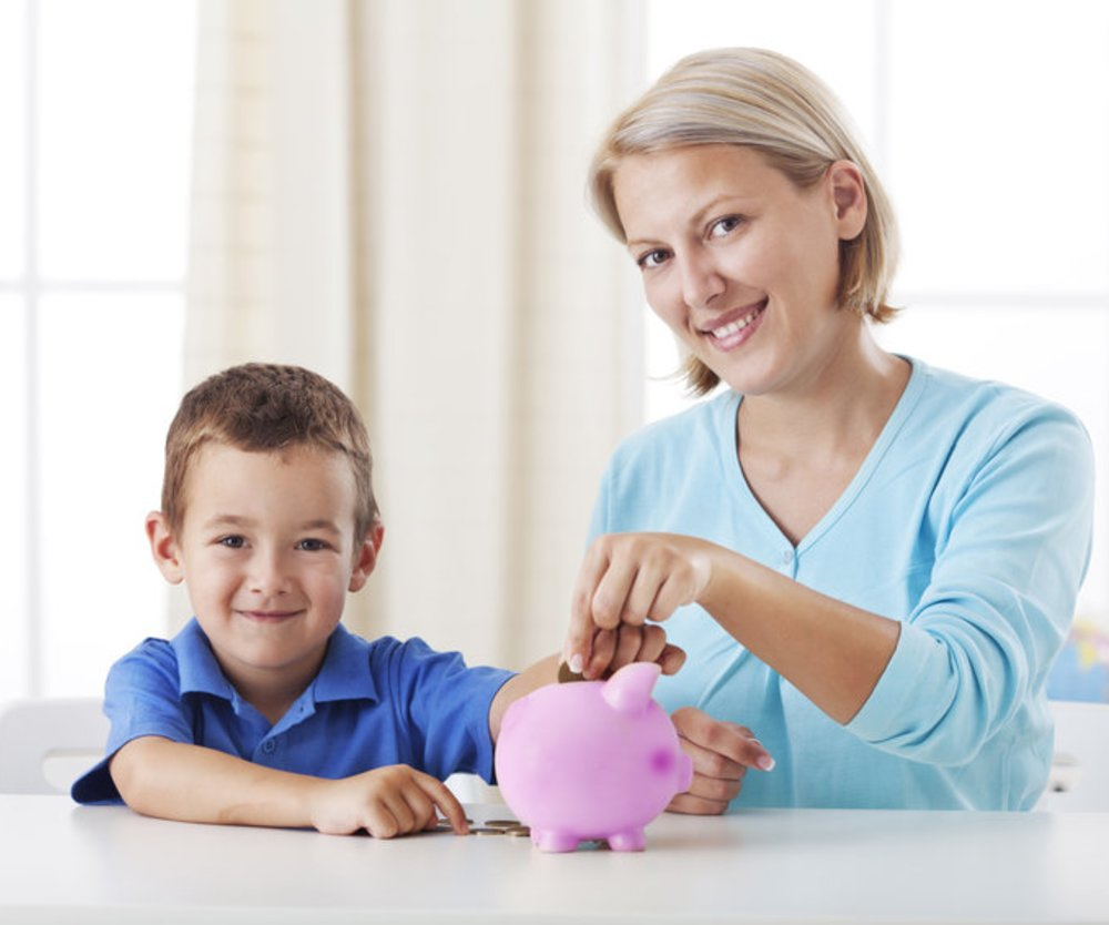 Kindergeld - Finanzhilfe durch den Staat