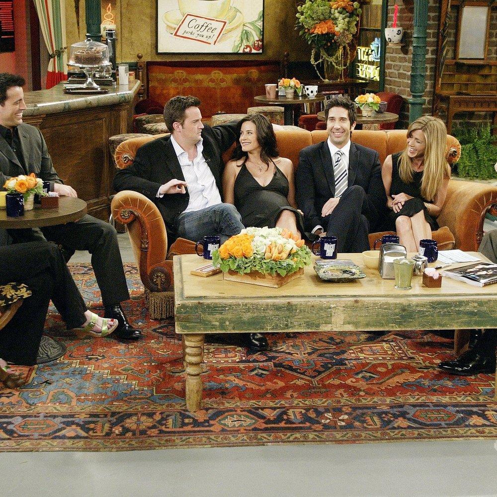 Friends: Gibt es ein Comeback der Kultserie?