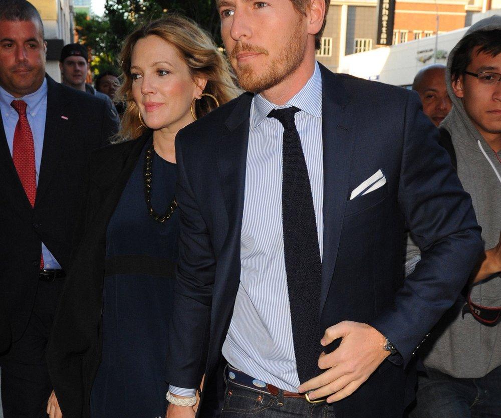 Drew Barrymore feierte ihre Verlobung