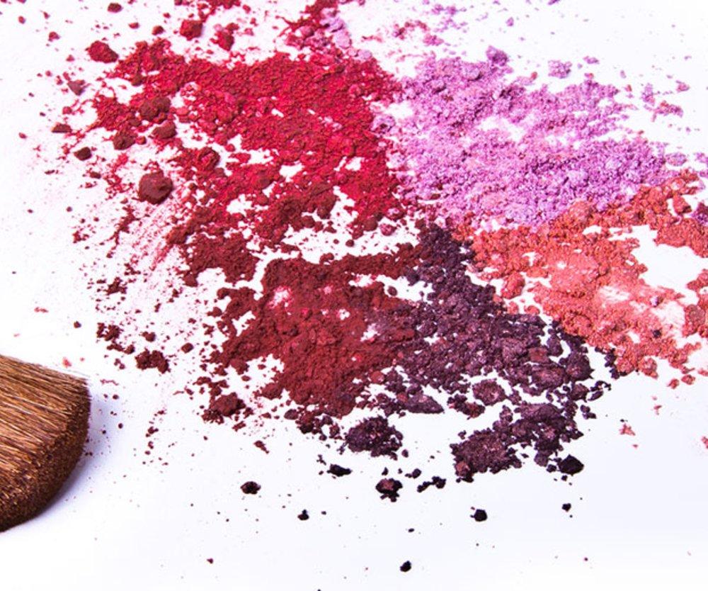 Pigment-Puder