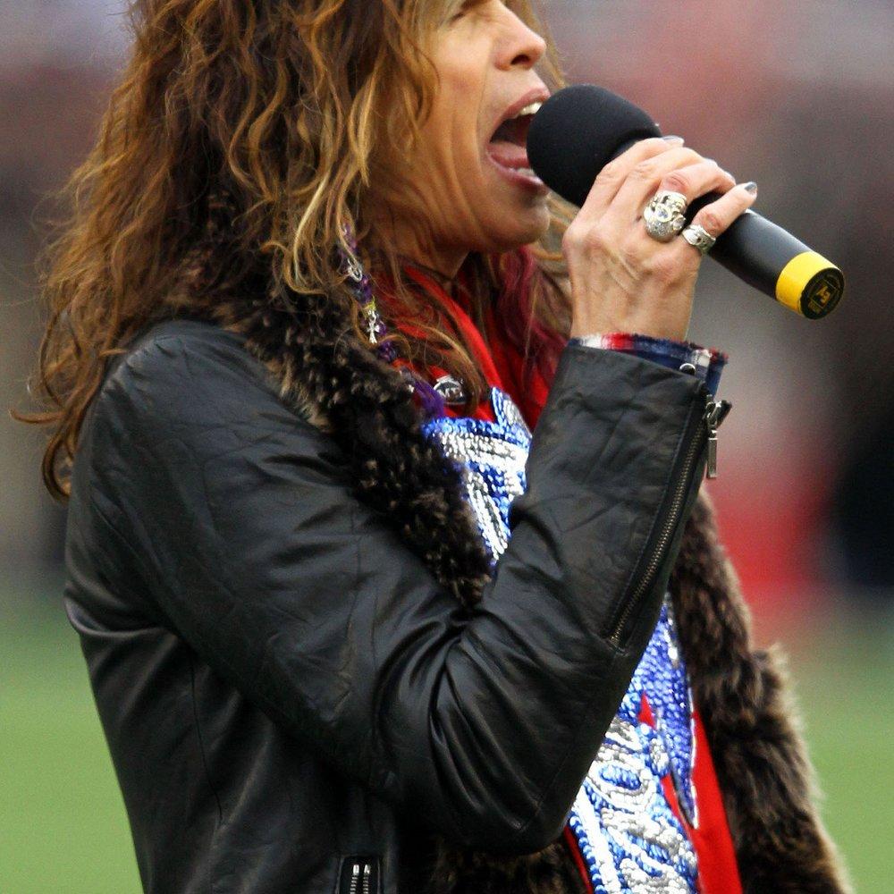 Steven Tyler versagt bei US-Nationalhymne