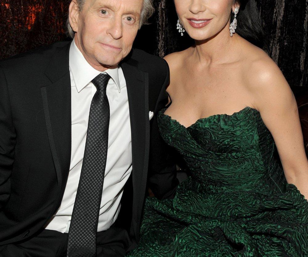 Michael Douglas und Catherine Zeta-Jones wollen gemeinsam drehen
