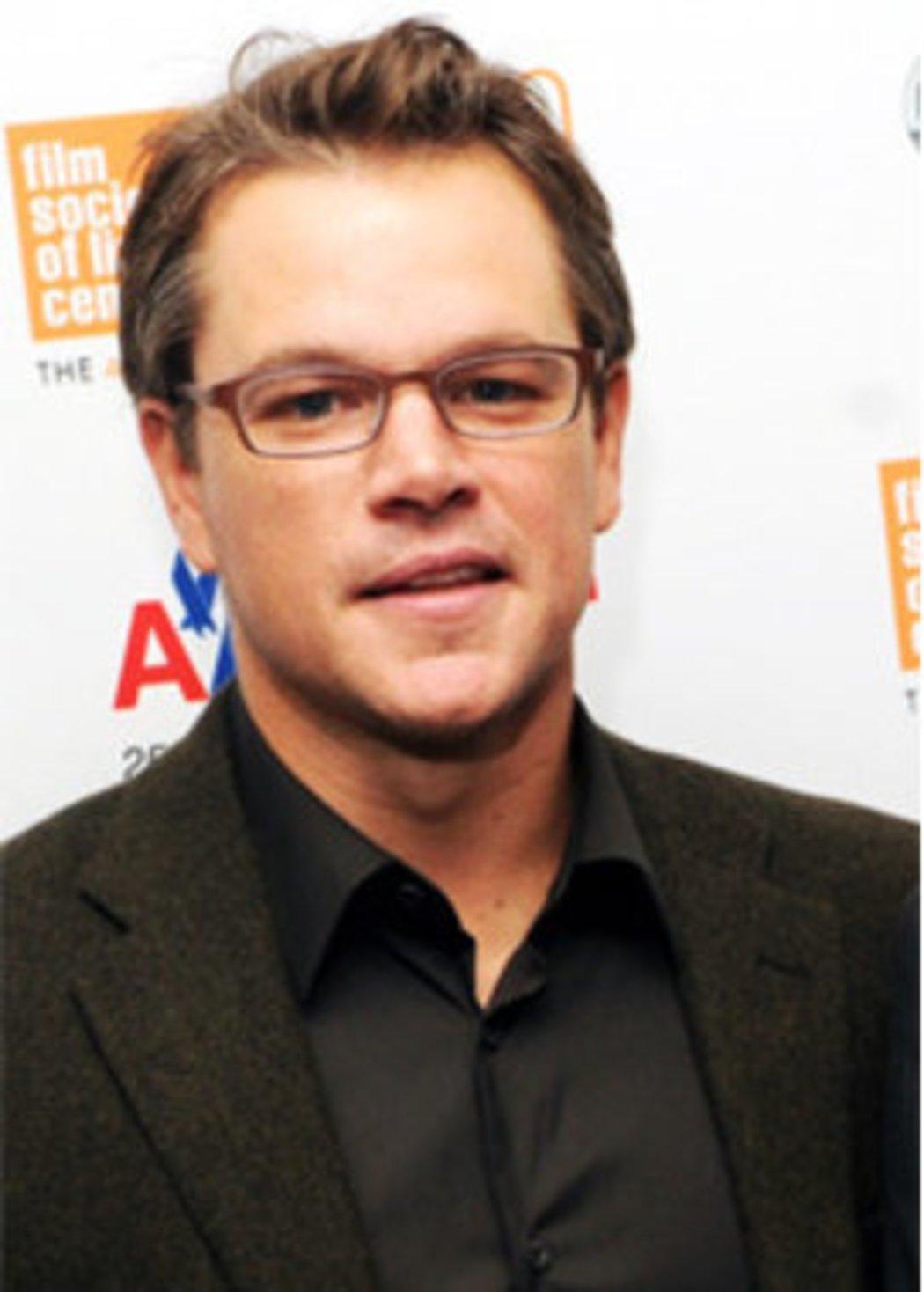 Matt Damon: Seine schlimmsten Weihnachtsgeschenke!   desired.de