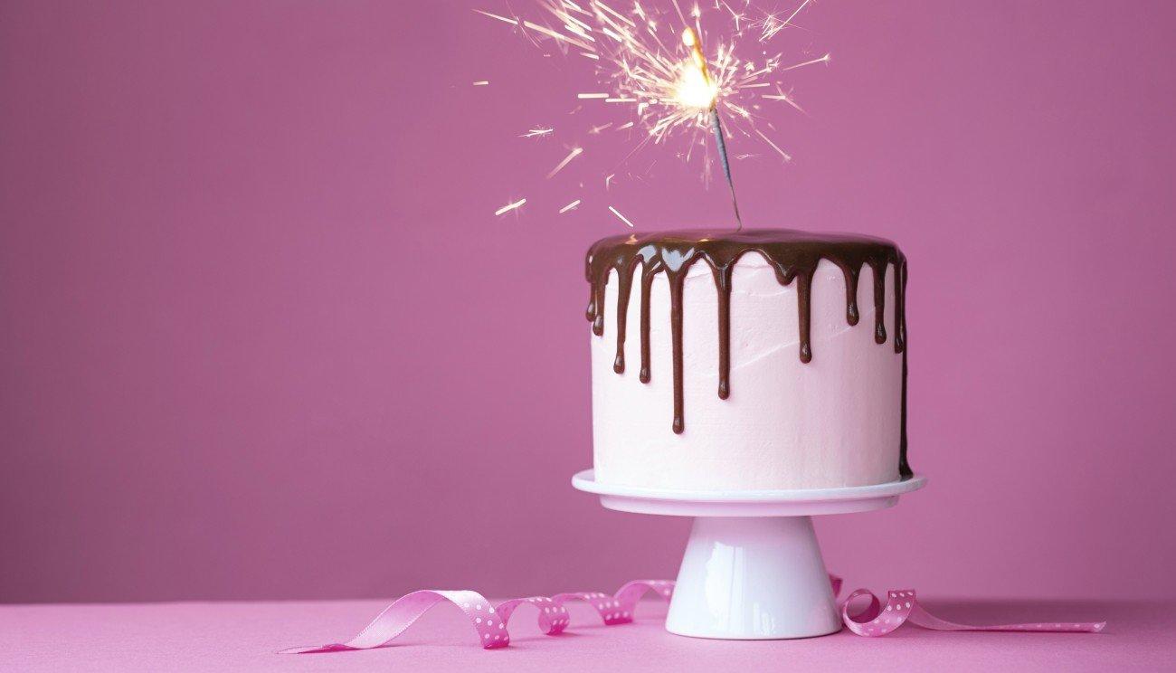 Mit Fondant wird die nächste Geburtstagstorte zum echten Hingucker