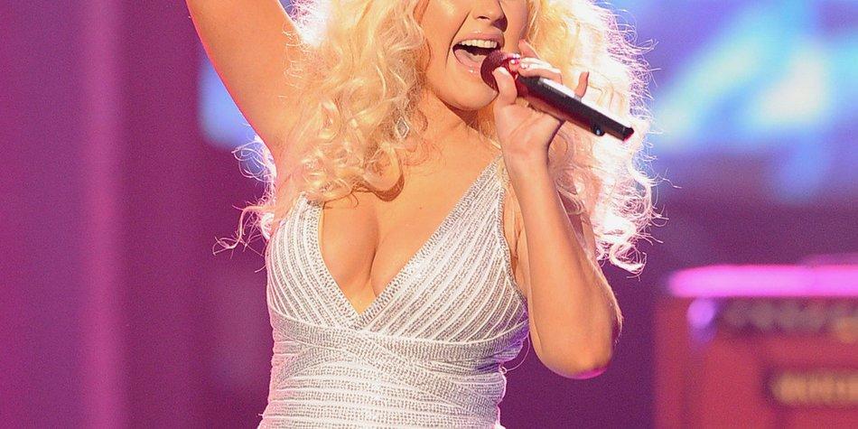 Christina Aguilera: Ihre Brüste sind wichtig