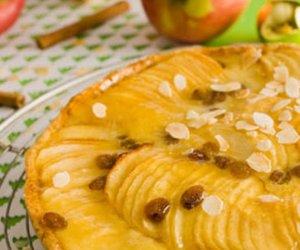 Apfelkuchen mit VERPOORTEN ORIGINAL Eierlikör