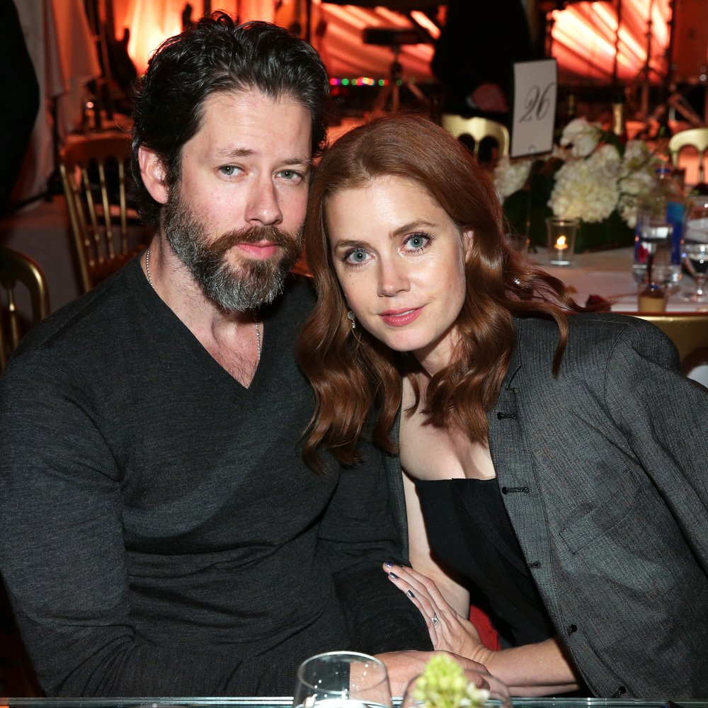 Amy Adams: Heiratet die Hollywood-Beauty am Wochenende?