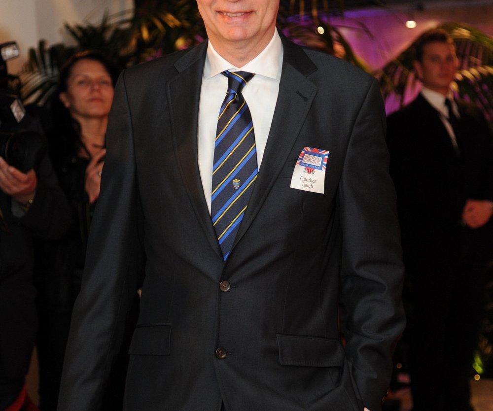 """Günther Jauch: """"Wer Wird Millionär?"""""""