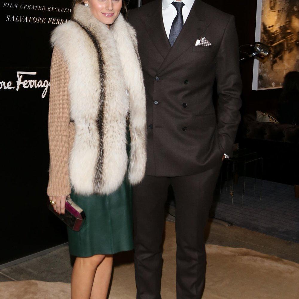 Olivia Palermo und Johannes Huebl haben sich verlobt!