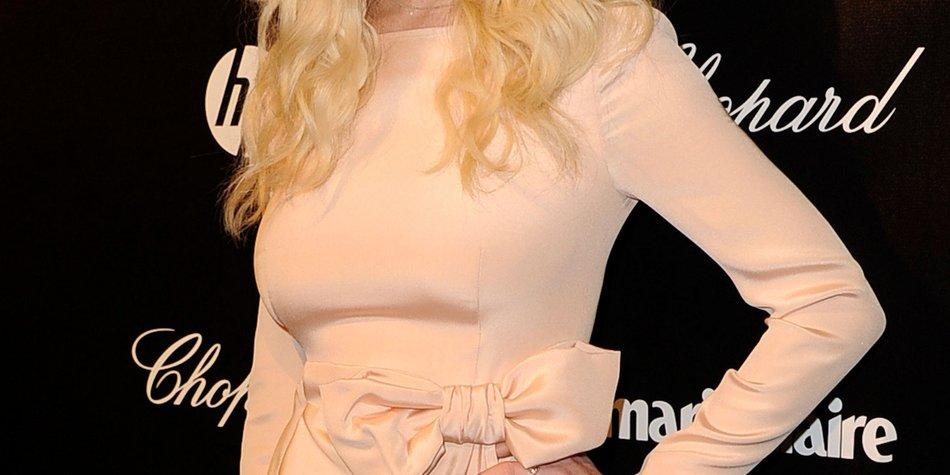 Lindsay Lohan zieht ihre Filmcrew aus