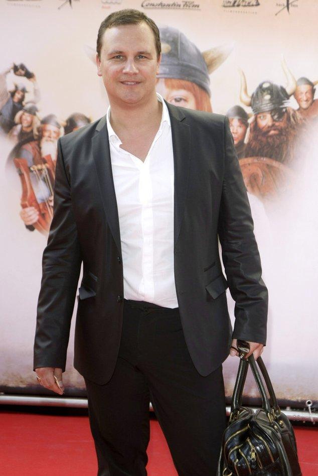 Guido Maria Kretschmer bei einer Premiere