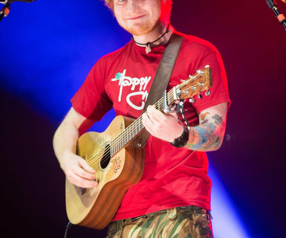 Ed Sheeran fand Taylor Swift-Duett großartig