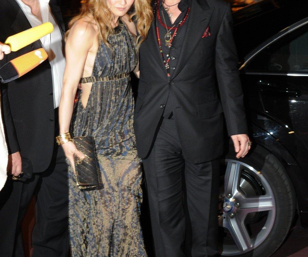 Johnny Depp: Versöhnung mit Vanessa Paradis?