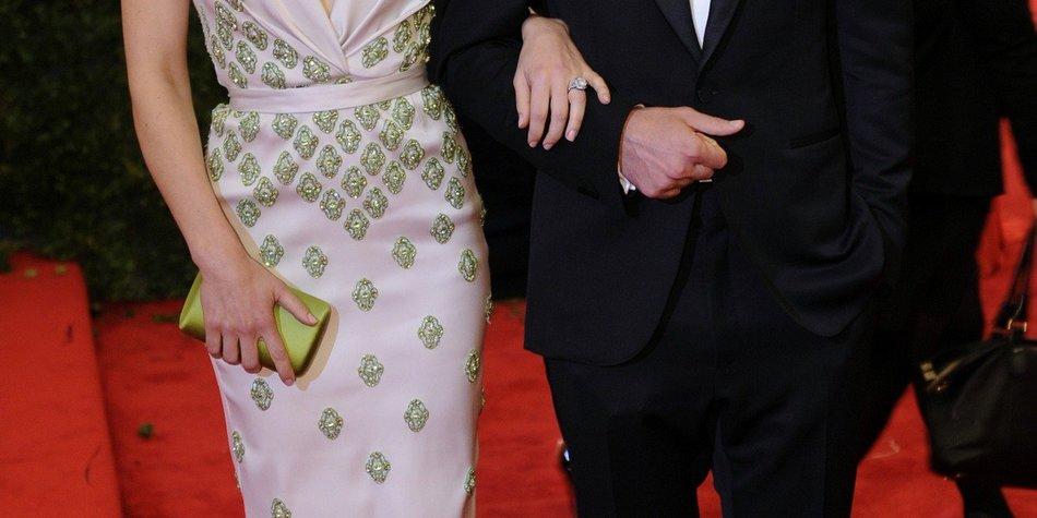 Jessica Biel und Justin Timberlake gehen auf Ring-Schau