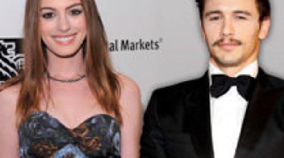 Anne Hathaway und James Franco moderieren die Oscars 2011