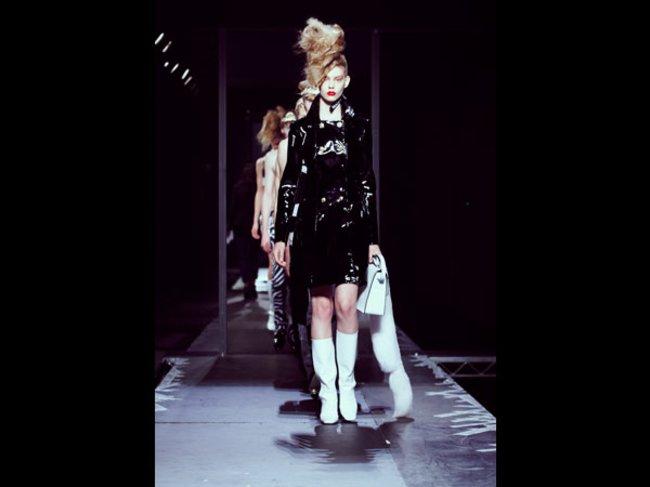 Versus Versace Runway