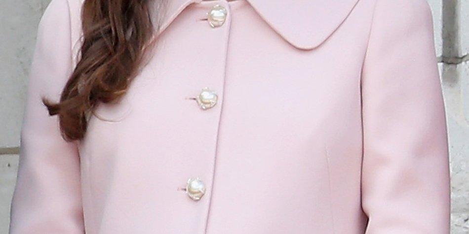 Kate Middleton schafft es erneut auf die Best Dressed Liste