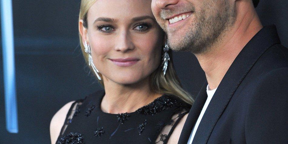 Diane Kruger und Joshua Jackson: Paartherapie!