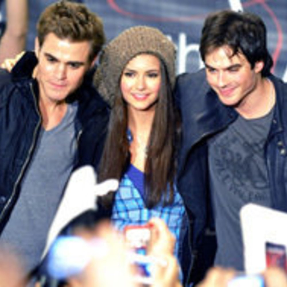 """Vampire Diaries schmieden einen """"Plan B"""""""