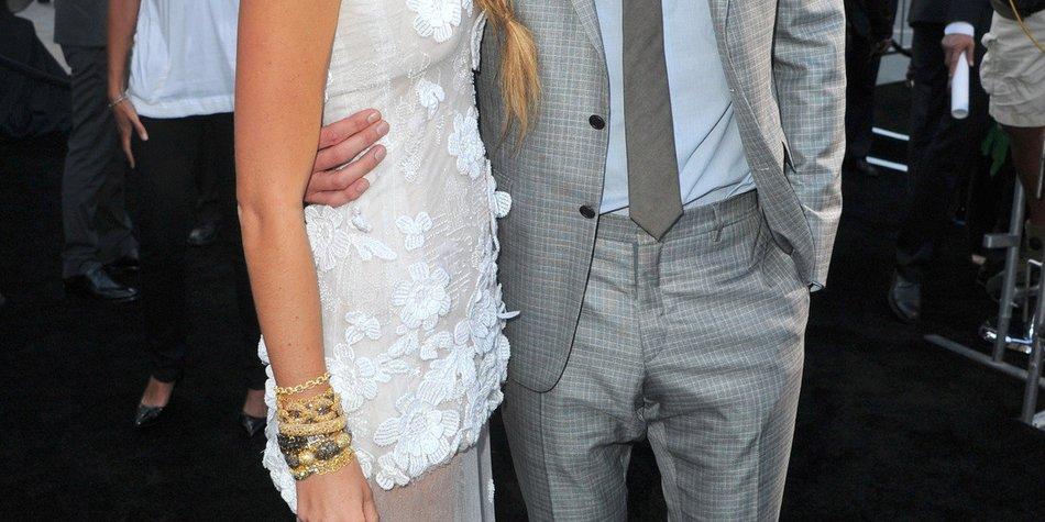 Blake Lively und Ryan Reynolds feierten ihren Hochzeitstag