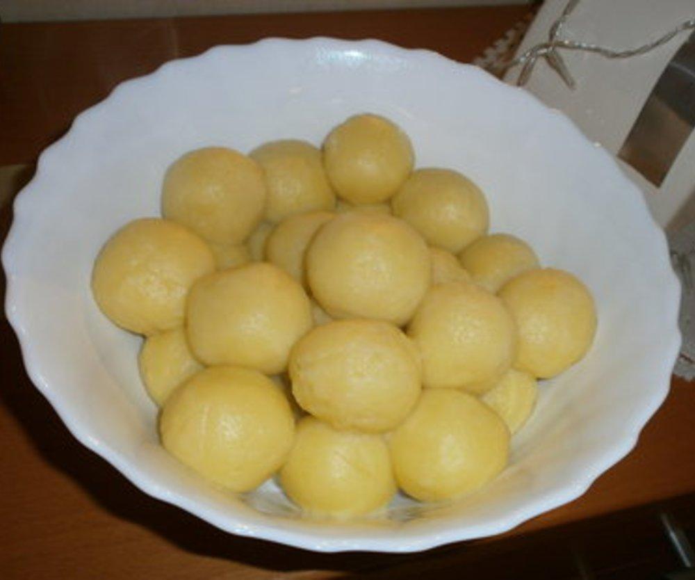 Kartoffelklöße selbst gemacht