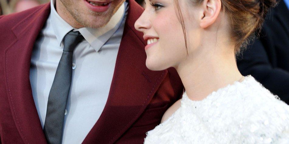 Kristen Stewart: Könnte Robert Pattinson sie wieder verlassen?