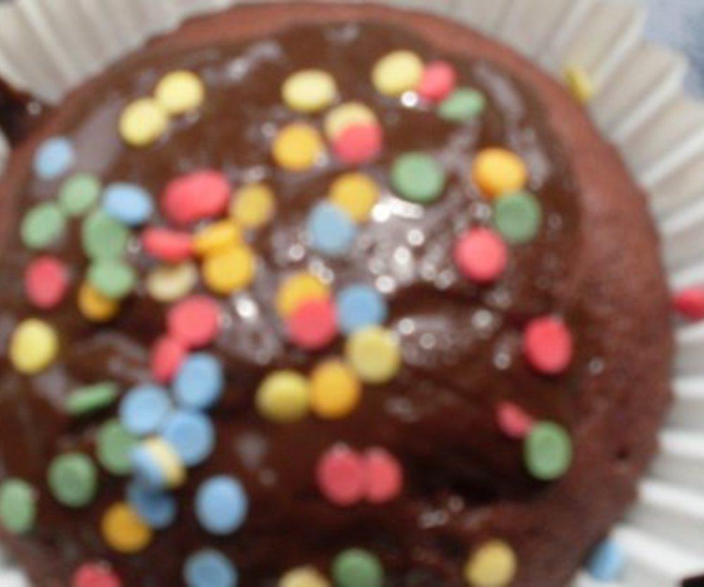 Schoko-Verpoorten Muffins