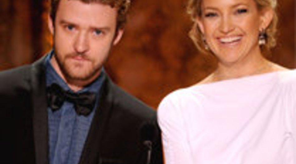 Justin Timberlake und Kate Hudson ein Paar?