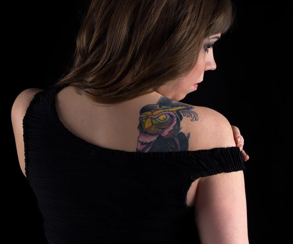 Eulen-Tattoo Bedeutung