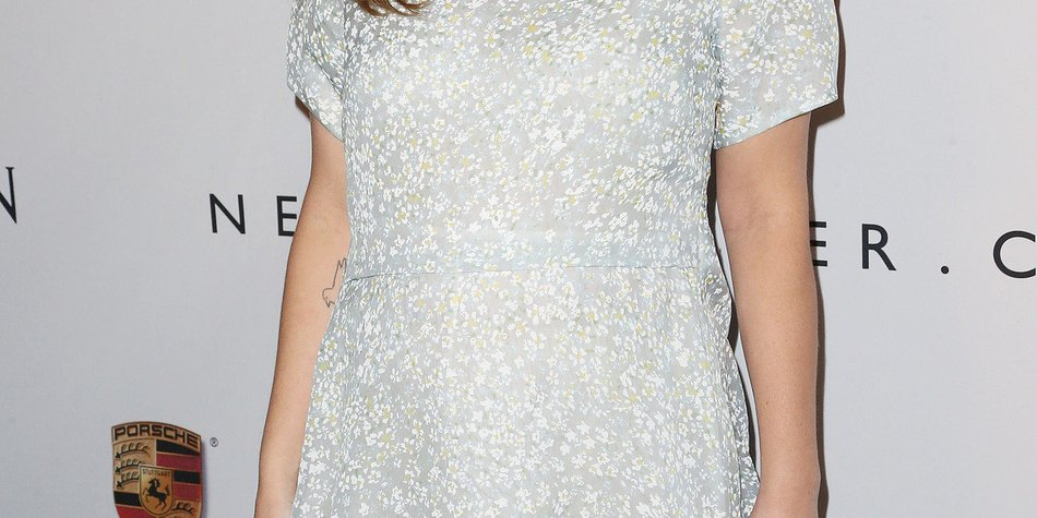 Drew Barrymore: Es wird ein Mädchen