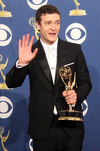 Justin Timberlake - Der Emmy-Preisträger