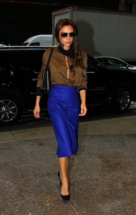 Victoria Beckham in NY