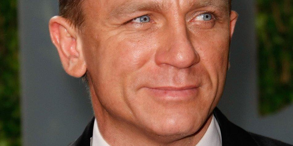 Daniel Craig wird Vater?