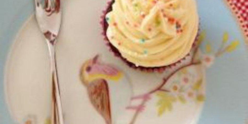 Cupcake Frosting Rezept!