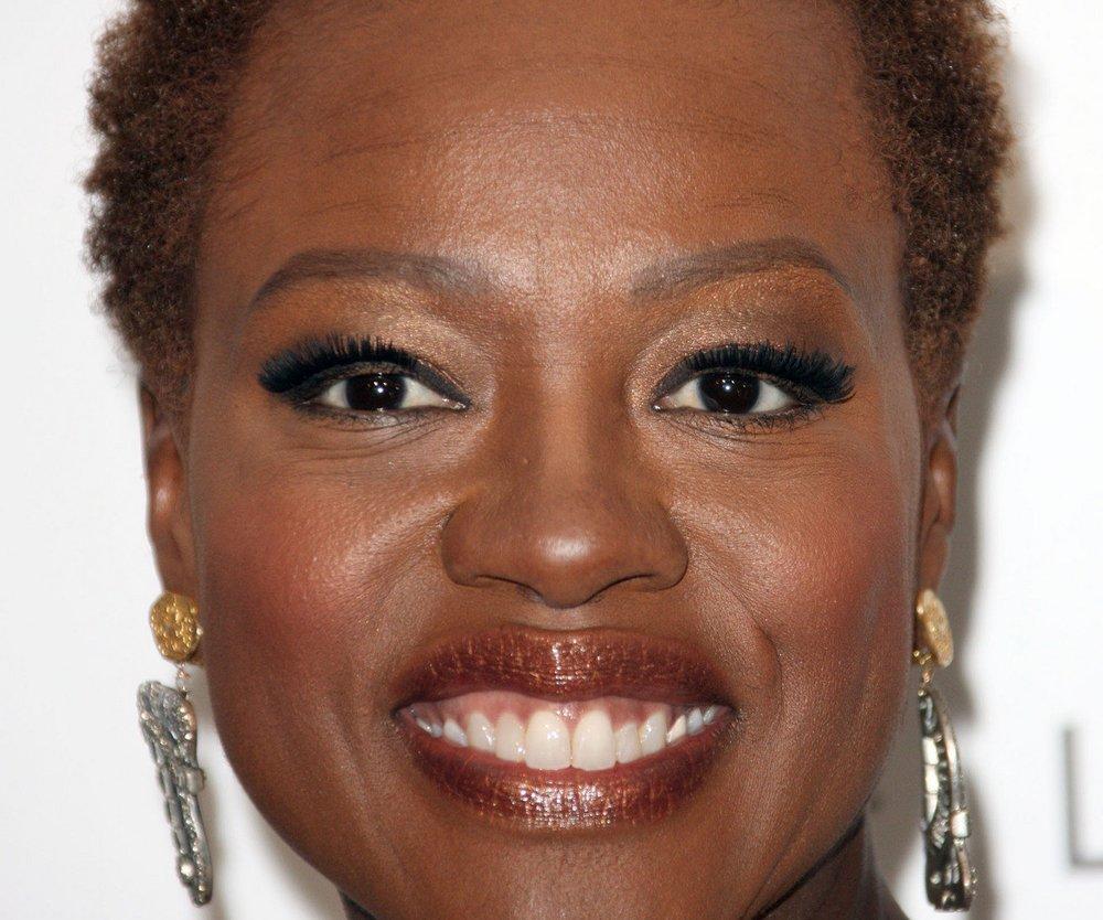Viola Davis verzichtet auf Perücke