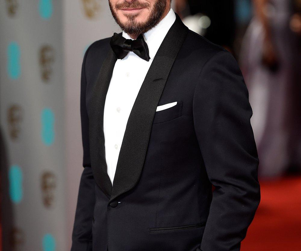 David Beckham ist froh, kein Schauspieler geworden zu sein