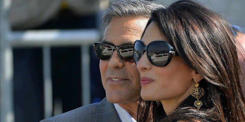 George Clooney: Gab es einen Beauty-Eingriff vor der Hochzeit?
