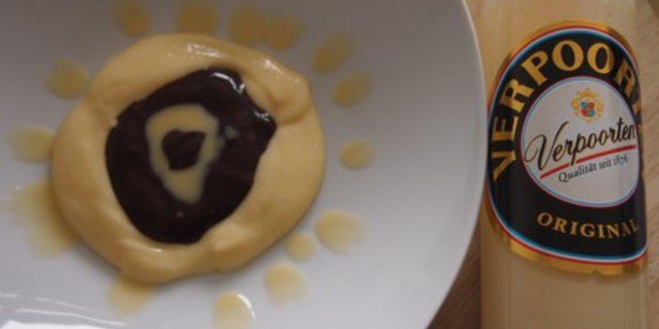 Schoko-Vanille-Pudding mit dem gewissen Etwas