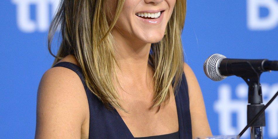 Jennifer Aniston: Leidet sie an Babyneid?